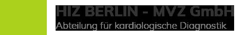 HIZ BERLIN - MVZ GmbH  - Logo