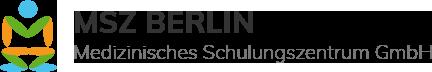 MSZ Medizinisches Schulungszentrum GmbH - Logo