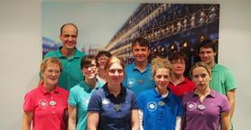 Das Team des HIZ BERLIN